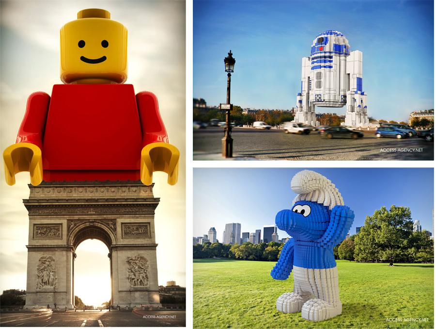 Lego - Build It