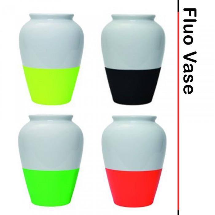 Fluro Vases