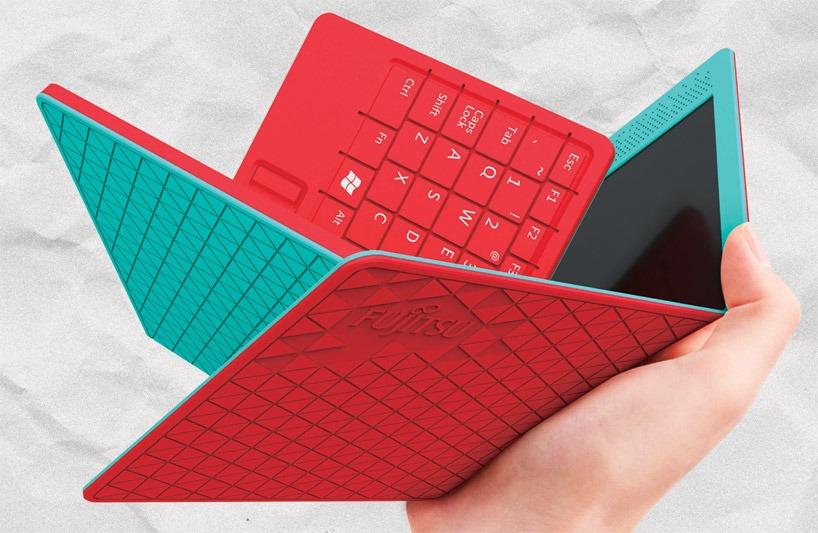 """Fujitsu""""Flexbook"""" 2 - e-book"""
