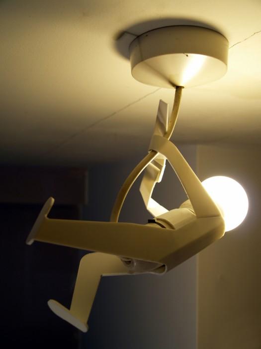 Light bulb holder 2 - Creative