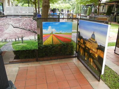 ตลาดศิลปะ..บ้านสีลม 2 - Silom