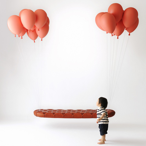 Balloon Bench 2 - Balloon