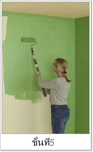 DIY How to paint your wall 2 - paint