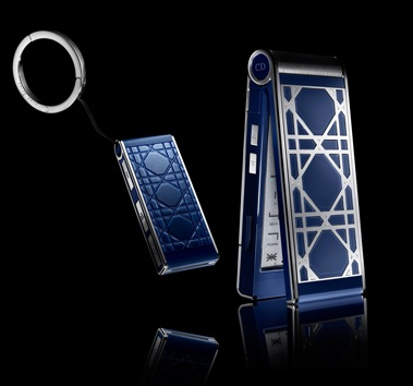 Christain Dior Phones 2 - Blue
