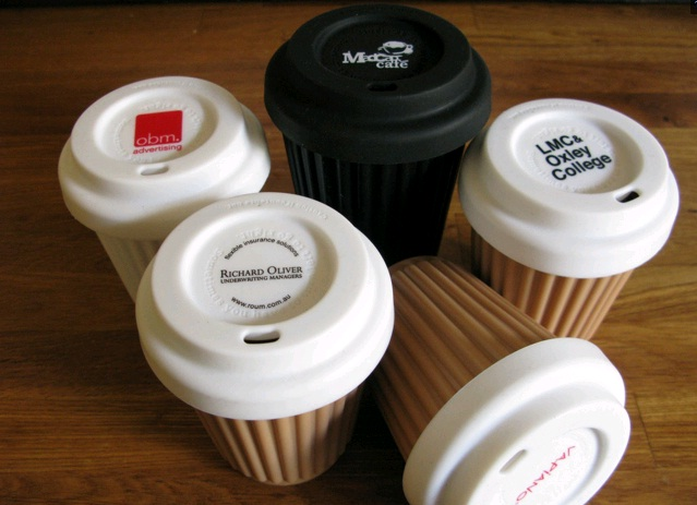 Coffee cup from Hookturn Industries 13 - Coffee cup