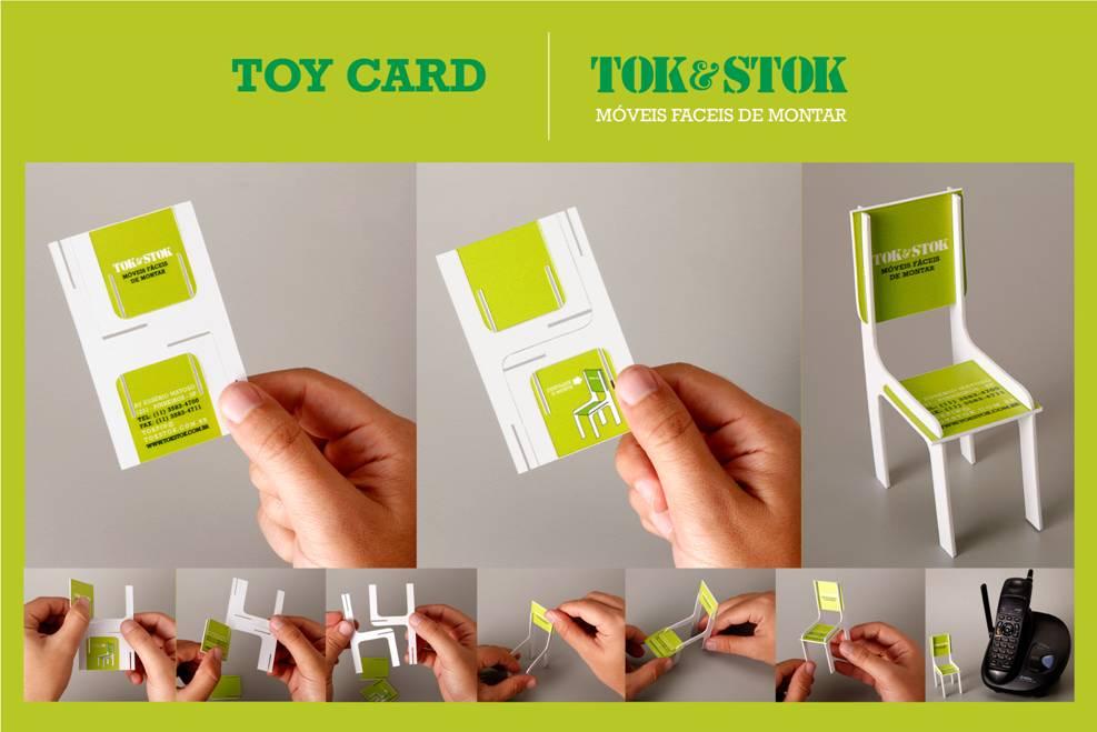 นามบัตรที่สร้างความบันเทิงได้ 2 - Art & Design