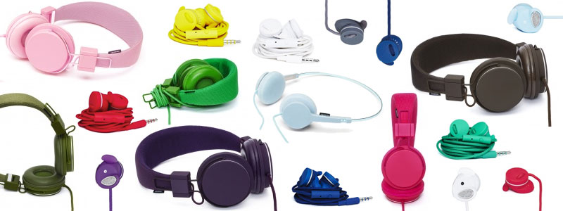 Urbanears:Fits your everyday life