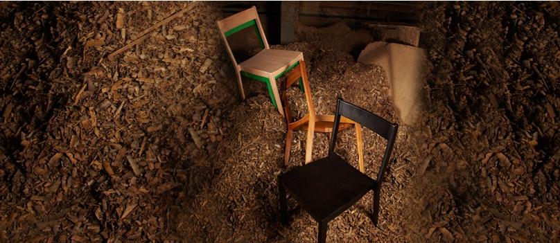 DOTs... Studio 13 - wood