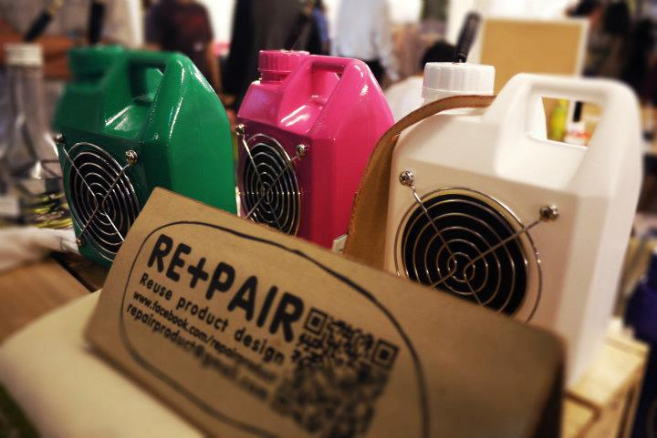 RE+PAIR เปลี่ยนขยะมาเป็นดีไซน์ 13 - green product