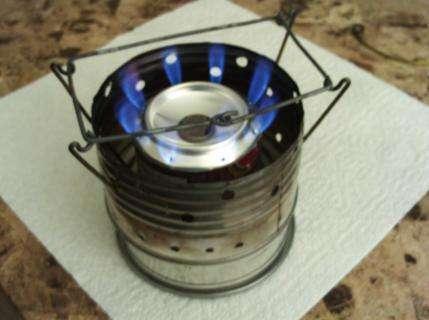 DIY เตาแอลกอฮอล์จากกระป๋องน้ำอัดลม FUS9H1DFX556Y9P MEDIUM