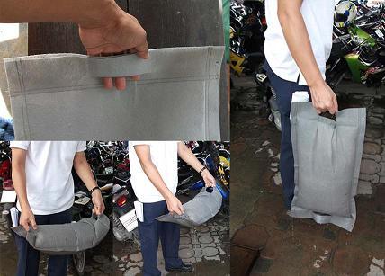 Thai high-tech sandbag 13 -