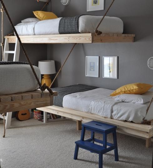 three boys bedroom 3 diy