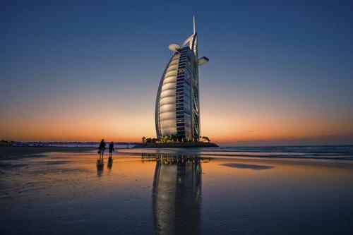 โรงแรม Burj Al Arab Hotel ที่ก่อสร้างบนพื้นที่ที่มาจากการถมทะเล 13 - Hotel