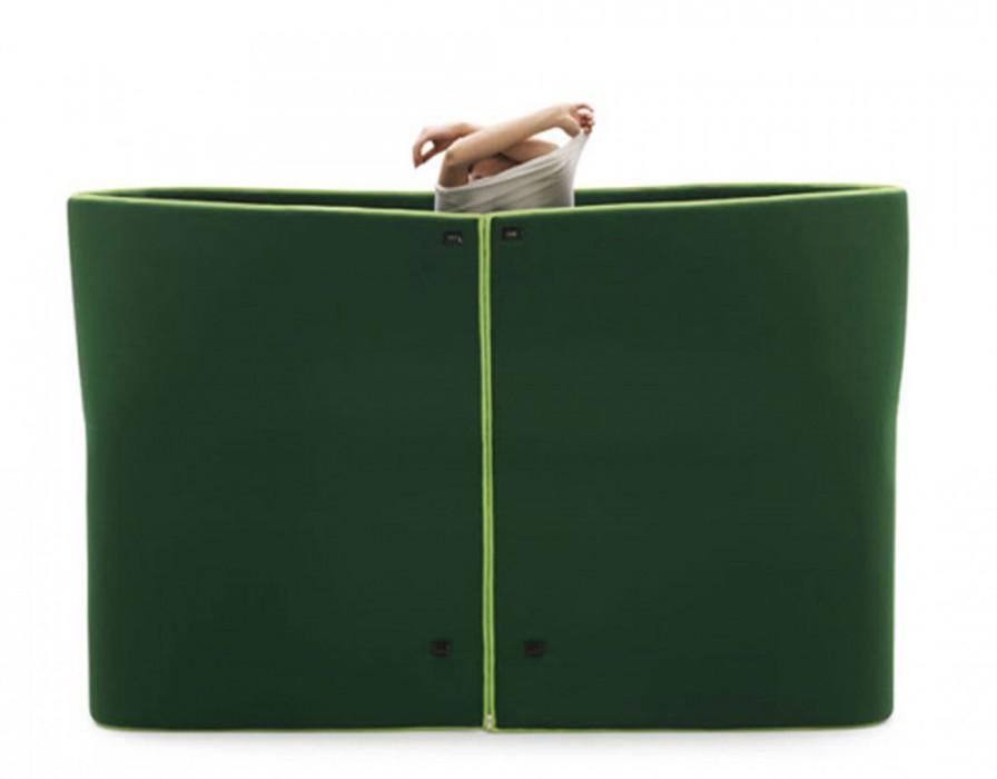 A Multi-Transformation Sofa by Campeggi