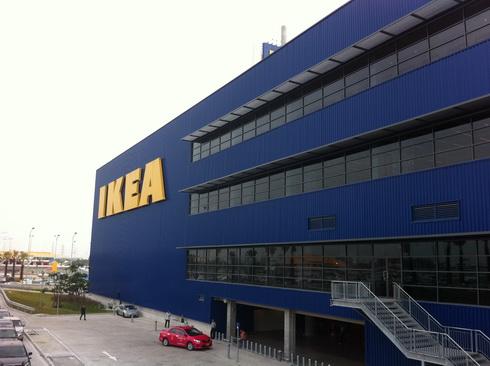 IKEA เปิดแล้ว..คนแห่ไปกันแน่นห้าง 2 - IKEA (อิเกีย)