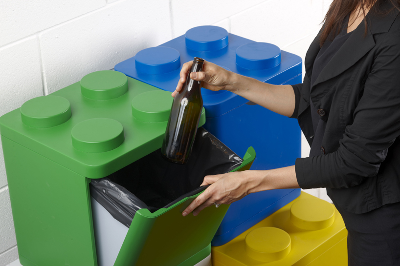 LEGO recycling containers 2 -