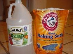 Green Cleaning..ทำความสะอาดบ้านแบบปลอดสารพิษ 2 - baking soda
