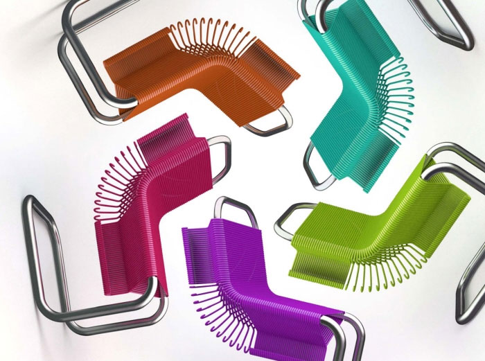 colorful chair designs