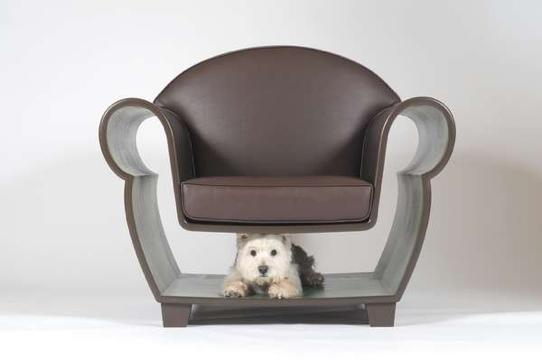 ช่องว่างของเก้าอี้ = ที่เก็บของ 13 - product design