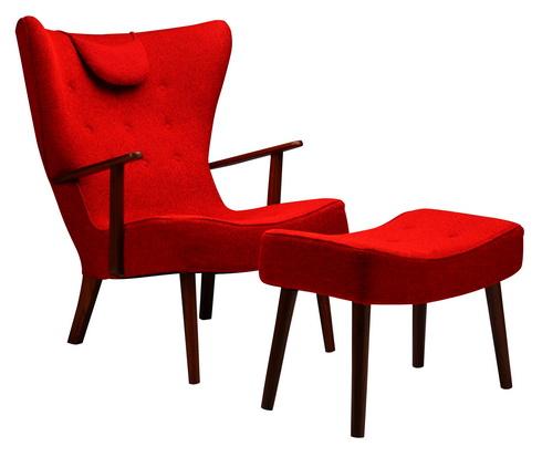 """เติมความสนุกให้บ้าน  ด้วยเฟอร์นิเจอร์-ของตกแต่งบ้านโทน """"สีแดง"""""""