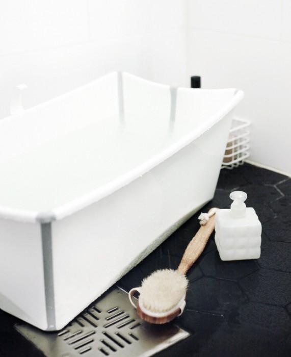 อ่างอาบน้ำพับได้..Flexi Bath 2 -