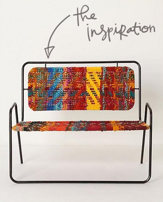 แปลงโฉมเก้าอี้เก่า เป็นเก้าอี้สีสันเท่ๆ 13 - รีไซเคิล