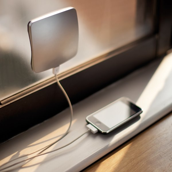 iPhone Solar Window Charger 2 - iPhone
