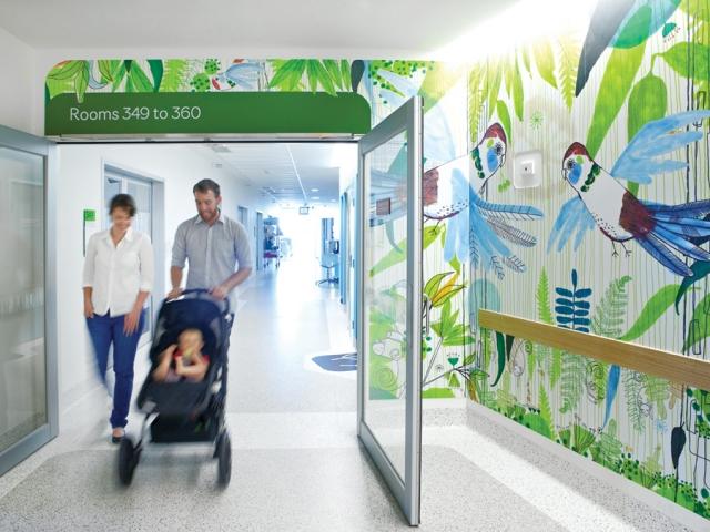 The Royal Children's Hospital Melbourne  2 - hospital