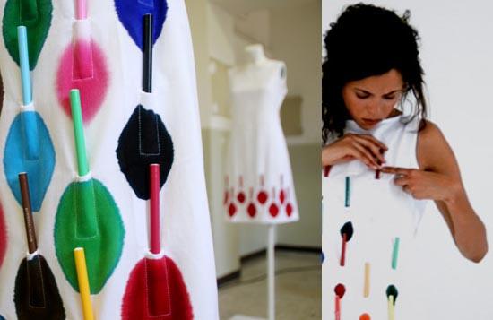 DIY>>>Renewable Clothing แต่งแต้มสีสันบนเสื้อผ้ากัน