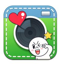 LINE Camera แต่งรูปให้สนุกด้วย icon ของ LINE 2 - Android