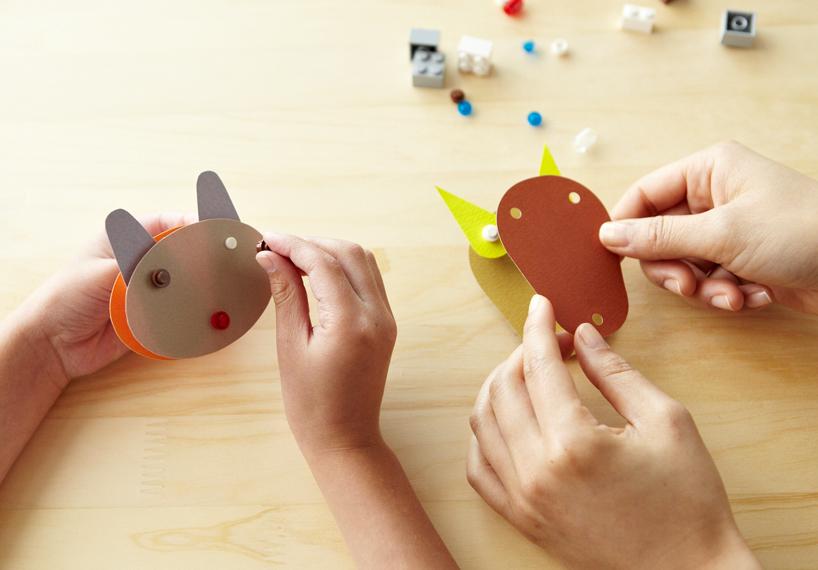 DIY.Toy set by LEGO and MUJI เมื่อทั้งสองจับมือกันสร้างของเล่นชุดใหม่ 2 - DIY