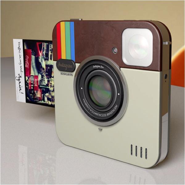 กล้อง Instagram Socialmatic 13 - Instagram camera