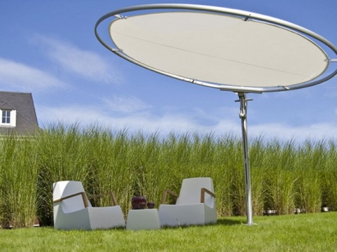 Sun Parasols ที่บังแดดที่ใช้แสงแดดชาร์ต โน๊ตบุ้ค, โทรศัพท์มือถือ, Tablet 13 - green energy