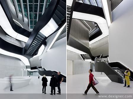 MAXXI MUSEUM มากกว่าความเป็นพิพิธภัณฑ์ที่อิตาลี  2 - Architecture