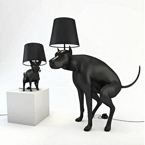 GOOD BOY, GOOD PUPPY LAMPS โคมไฟน้องหมา