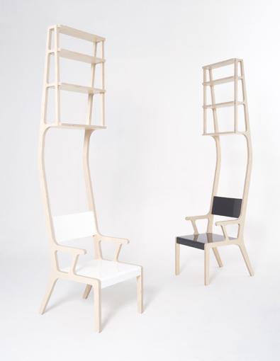 Object-A,B,Eเก้าอี้ multi-function สัญชาติเกาหลี 13 - chair