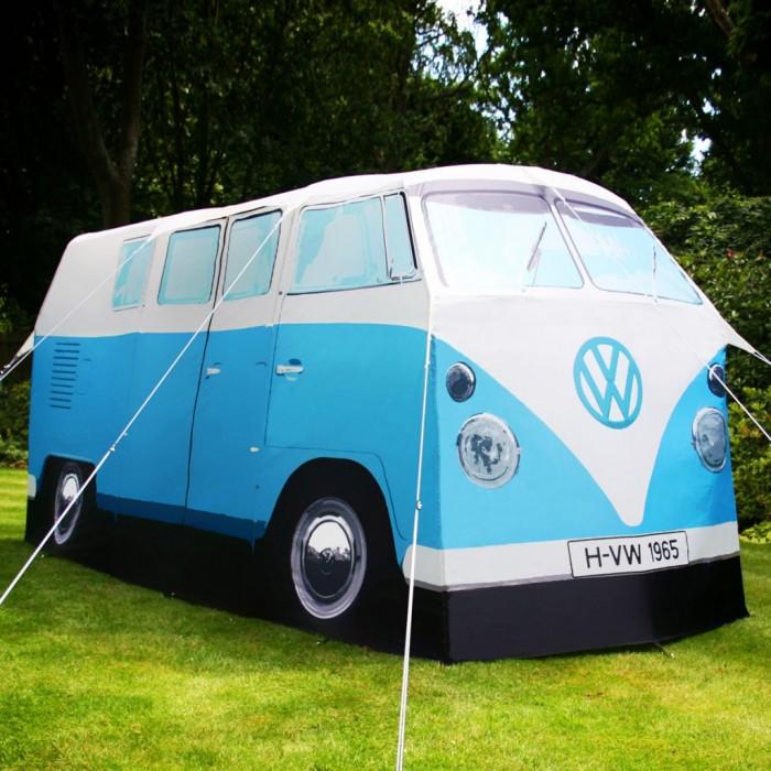 Volkswagen Van Tent เต๊นท์นี้นอนได้ถึง 4 คน!! 2 - Car