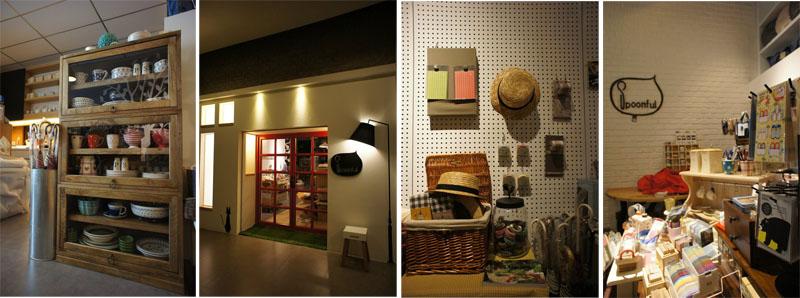 """Spoonful Zakka Café """"สปูนฟูล สักกะ คาเฟ่"""" ชั้น2 โครงการ The Portico ซอยหลังสวน"""