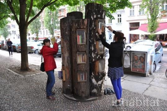 Book Forest..ป่าหนังสือ จุดแลกเปลี่ยนหนังสือ ส่งเสริมนิสัยรักการอ่าน  และสอนให้รู้คุณค่าของป่า
