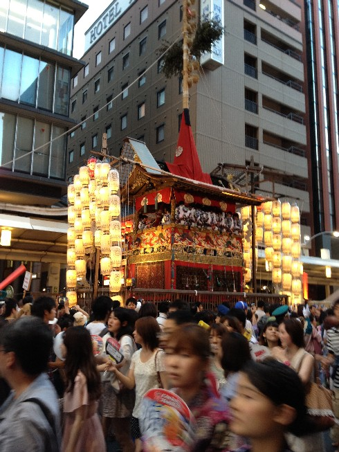 By the official summer start - Kyoto Gion Festival 13 - festival