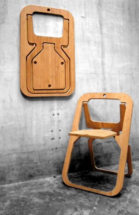 เก้าอี้พับ..แนวใหม่.. 2 -