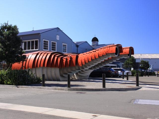 Kumutoto Public Toilets,Wellington 13 - Architecture