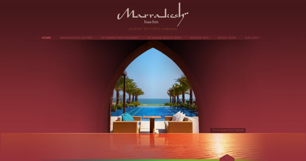 Morrakesh Hua-Hin Resort & Spa มนตราแห่งโมร็อคโกกลางเมืองหัวหิน 2 - Hua-HIn