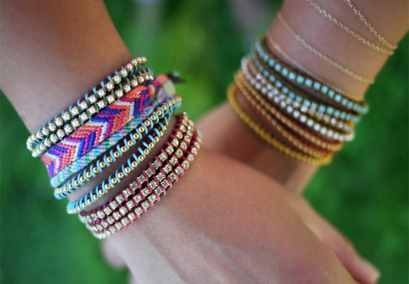 DIY Bracelets สุดฮิต อินเทรนด์!! Part 2 2 - DIY