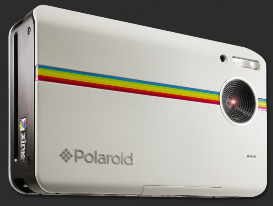 Polaroid Instant Digital Camera - Z2300 เมื่อกล้องโพลารอยด์รวมกับกล้องดิจิตอล 2 - camera