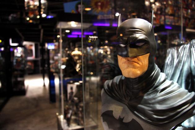 Batcat Museum & Toys Thailand รวมของสะสมแบทแมนใหญ่ที่สุดในเอเซีย 13 - Batcat Museum & Toys Thailand