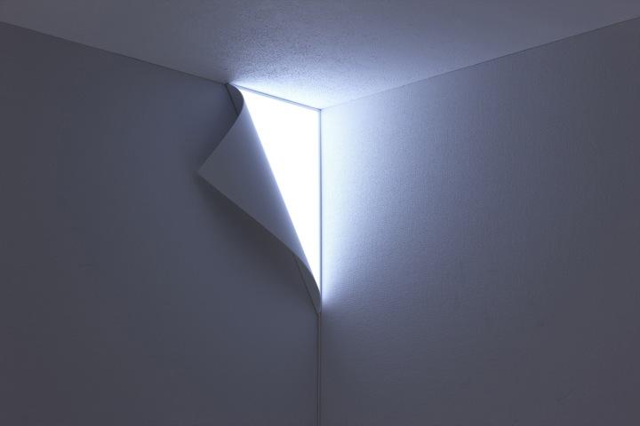 โคมไฟ ที่ช่วยแต่งเติมจินตนาการ..เหมือนเปิดผนังออกสู่อีกโลก 2 - Lamp