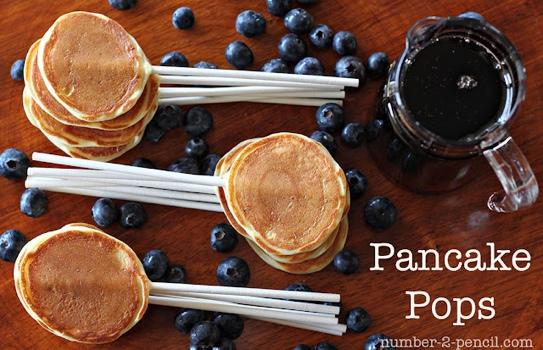 D.I.Y. Pancake Pop...อมยิ้มแพนเค้ก 13 - DIY