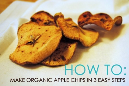 มาทำ Apple Chips ด้วย3 ขั้นตอนสุดง่ายกัน