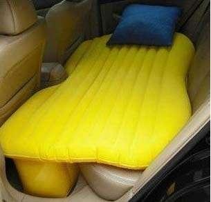 รถติดแบบนี้...มาเปลี่ยนที่นั่งหลังเป็นเตียงด้วยเบาะลมดีกว่า.. 2 -